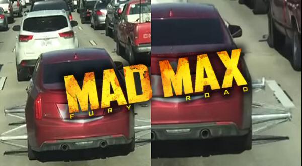 coche mad max