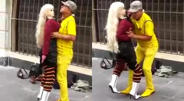 menuda pareja de baile