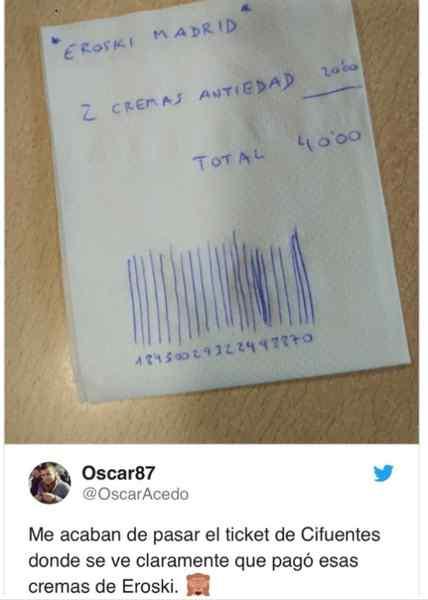 Top 10 los mejores memes del robo de Cristina Cifuentes. 9