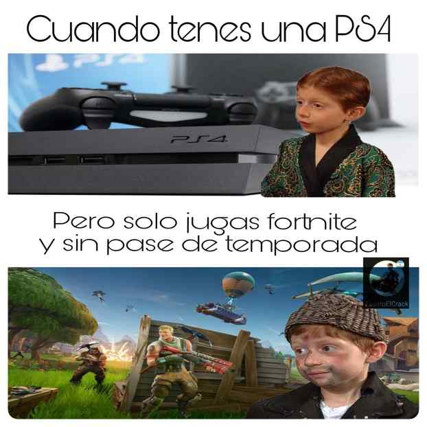 Memes Fortnite en Español, los mejores memes de fortnite. 8