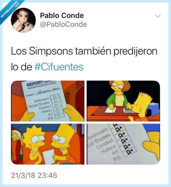 Memes de Cristina Cifuentes y su Máster. Los 10 mejores memes. 9