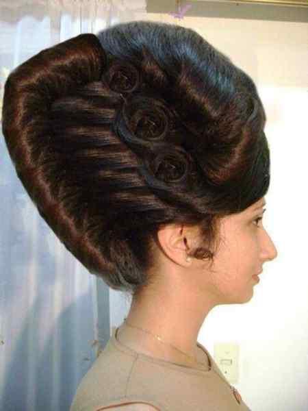 Aquellos maravillosos peinados de los años 60. Galería de imágenes graciosas. 10