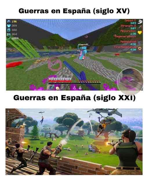 Memes Fortnite en Español, los mejores memes de fortnite. 9