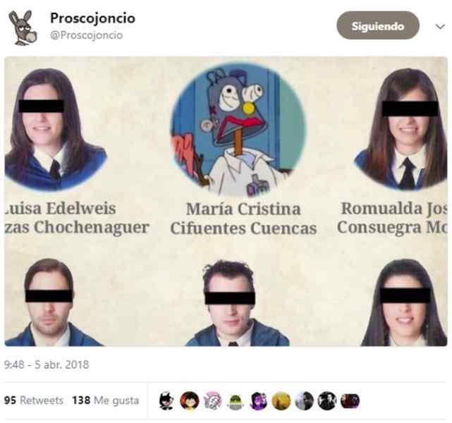 Memes de Cristina Cifuentes y su Máster. Los 10 mejores memes. 2