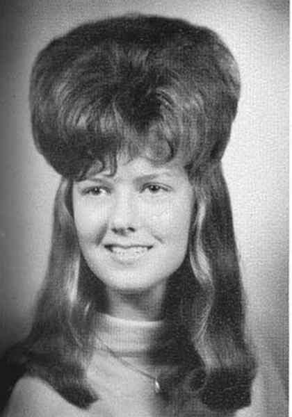 Aquellos maravillosos peinados de los años 60. Galería de imágenes graciosas. 13