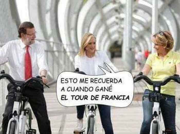Memes de Cristina Cifuentes y su Máster. Los 10 mejores memes. 11