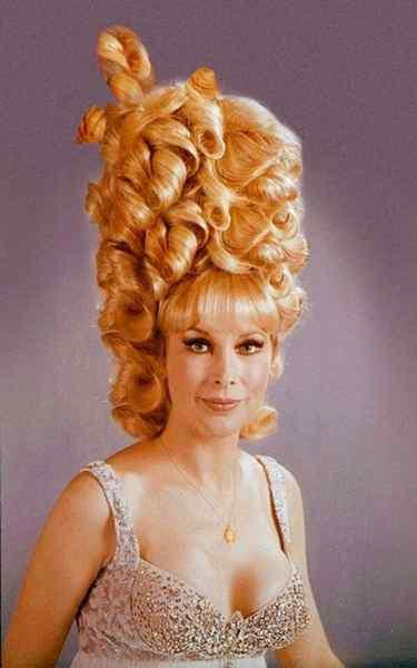 Aquellos maravillosos peinados de los años 60. Galería de imágenes graciosas. 2