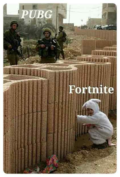 Esconderte puede salvarte la vida en Fortnite
