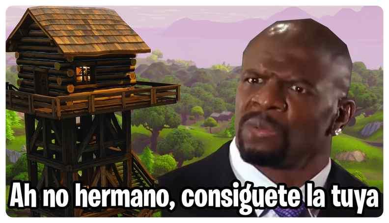 Memes Fortnite en Español, los mejores memes de fortnite. 6