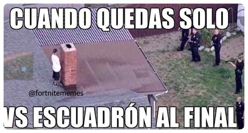 Memes Fortnite en Español, los mejores memes de fortnite. 7