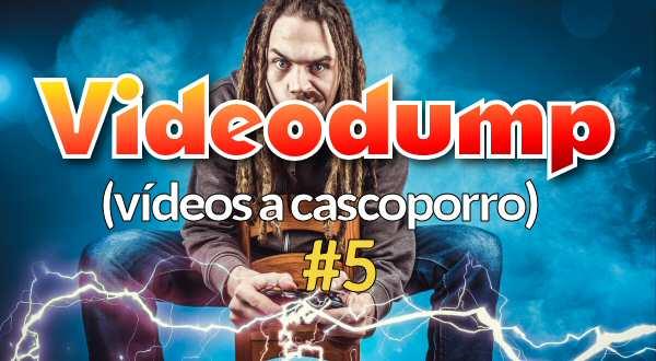 Vídeos de risa, llega la quinta entrega de videodump. 3
