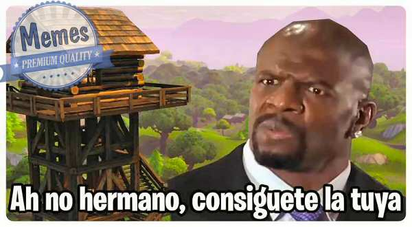 Top memes de fortnite en español