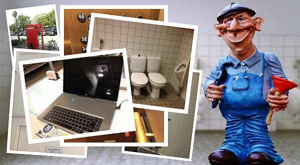 Cuando mientes en el currículum y al final te dan el trabajo. Galería de imágenes graciosas. 5