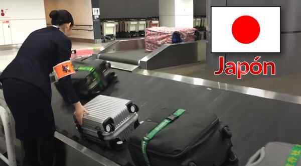maletas en japón