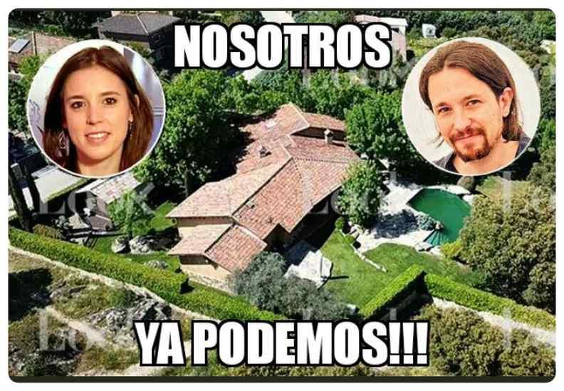 memes chalet pablo iglesias 03 - TOP 10 memes del chalet de Pablo Iglesias e Irene Montero