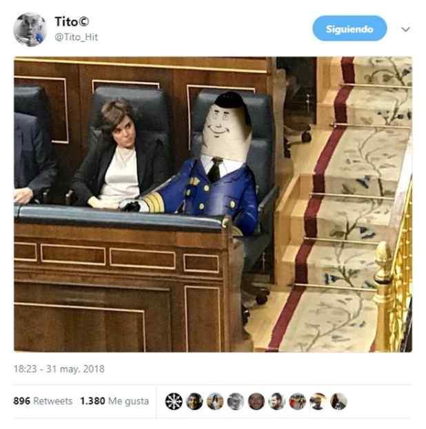 memes de la mocion de censura 12 - Memes moción de censura. Top10 con los mejores.