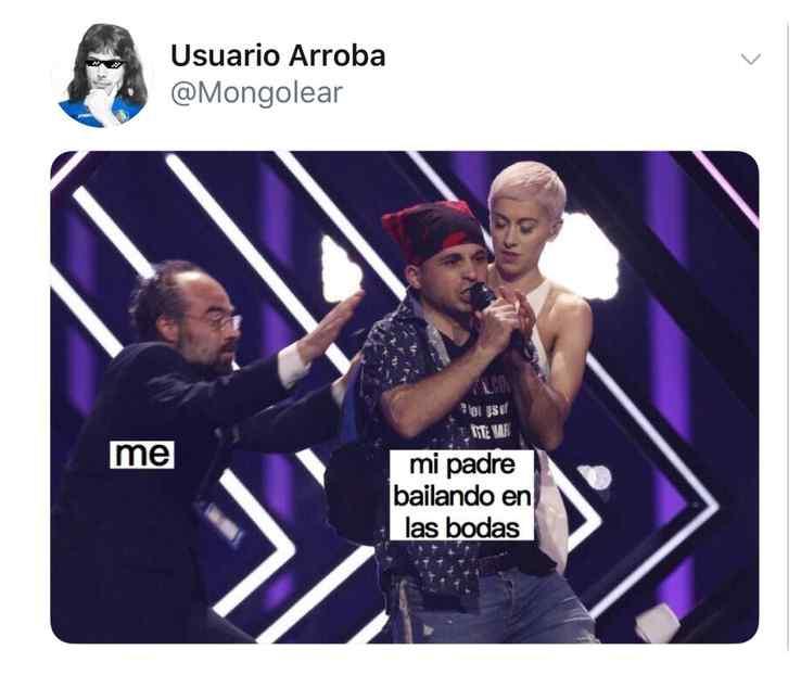 Los mejores memes de Eurovisión