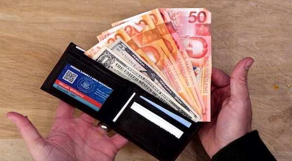 vídeo experimento la billetera perdida