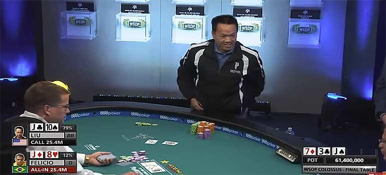 torneo de poker
