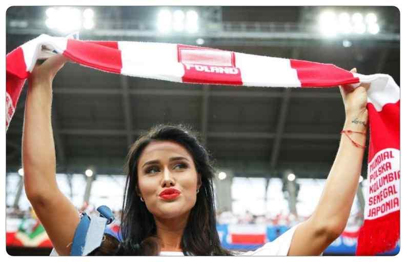 chicas en el mundial de rusia 03 - Las chicas del mundial de fútbol de Rusia 2018