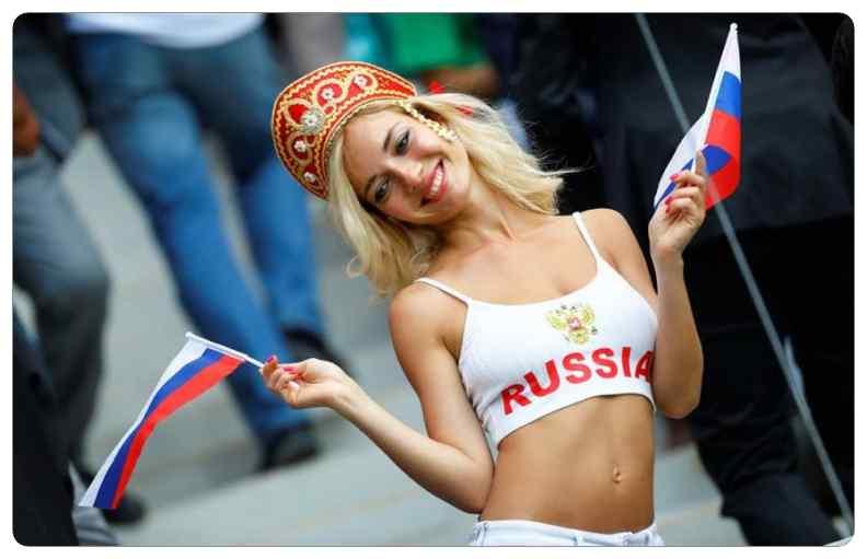 chicas en el mundial de rusia 05 - Las chicas del mundial de fútbol de Rusia 2018