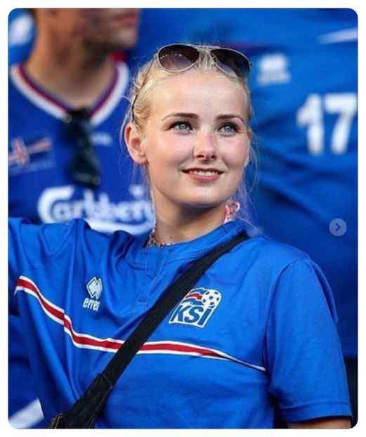 chicas en el mundial de rusia 11 - Las chicas del mundial de fútbol de Rusia 2018