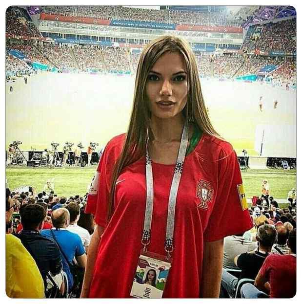 chicas en el mundial de rusia 13 - Las chicas del mundial de fútbol de Rusia 2018