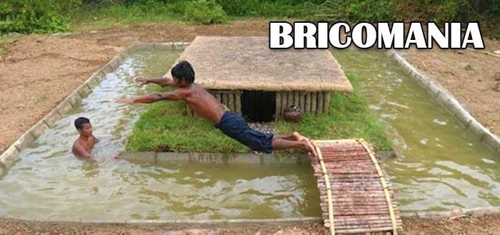 como hacer una piscina