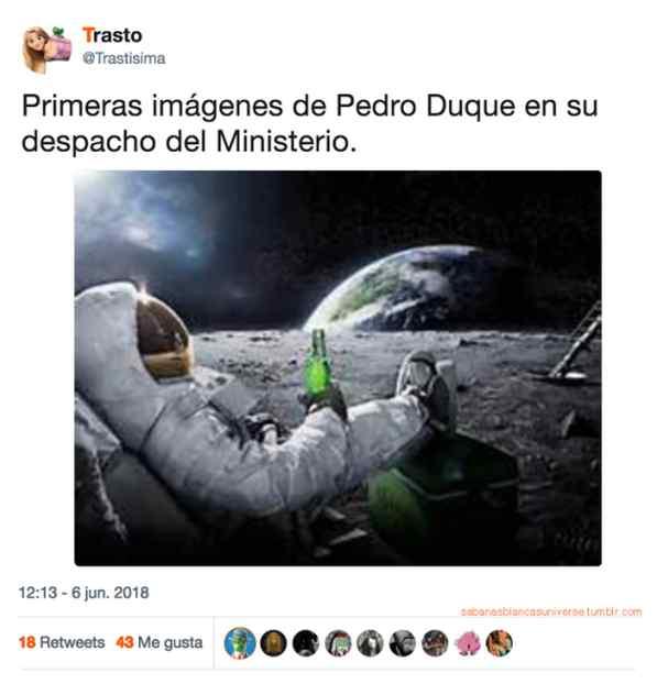 memes pedro duque y maxim huertas 01 - Los memes de Pedro Duque y Máxim Huerta.