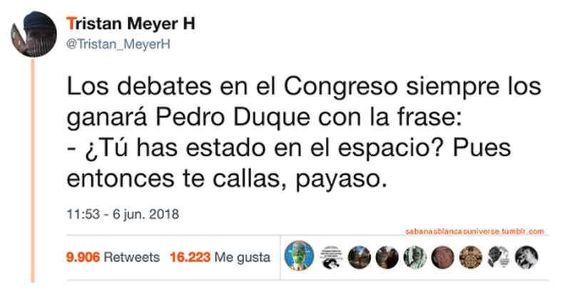 memes pedro duque y maxim huertas 04 - Los memes de Pedro Duque y Máxim Huerta.