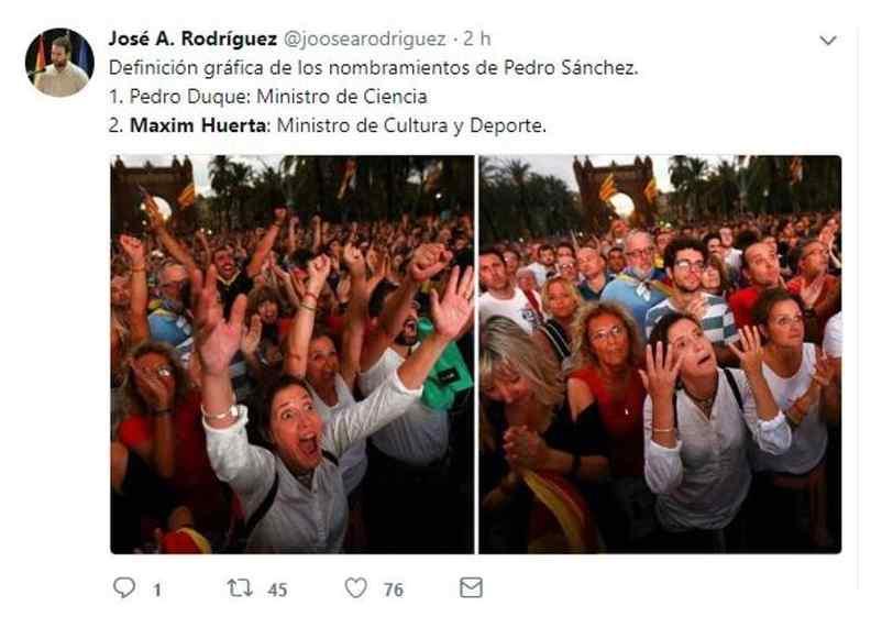 memes pedro duque y maxim huertas 10 - Los memes de Pedro Duque y Máxim Huerta.