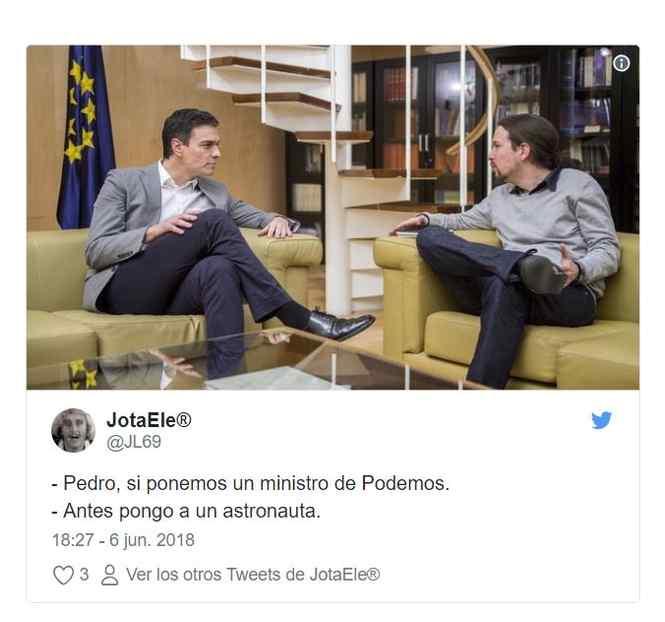memes pedro duque y maxim huertas 13 - Los memes de Pedro Duque y Máxim Huerta.