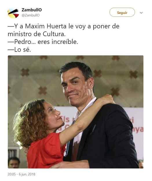 memes pedro duque y maxim huertas 14 - Los memes de Pedro Duque y Máxim Huerta.