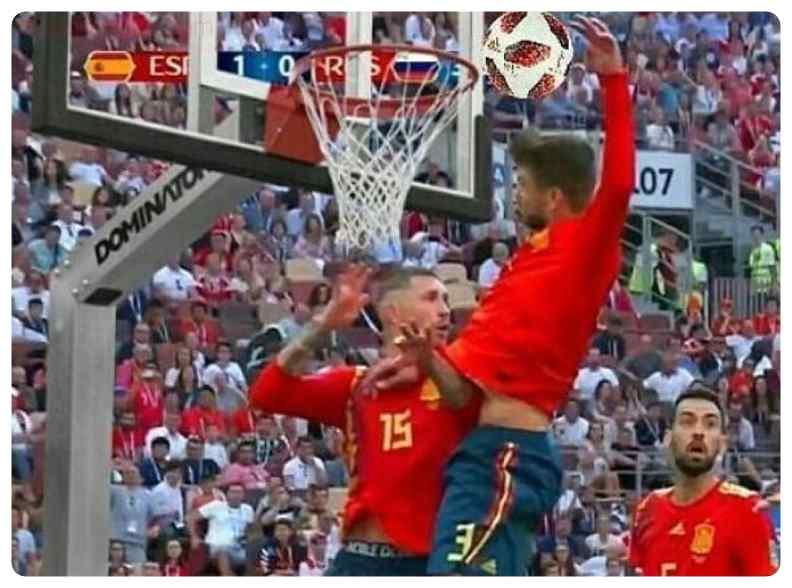 memes de españa 3 - Top 10 los mejores memes de la eliminación de España.