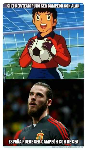 memes de españa 4 - Top 10 los mejores memes de la eliminación de España.