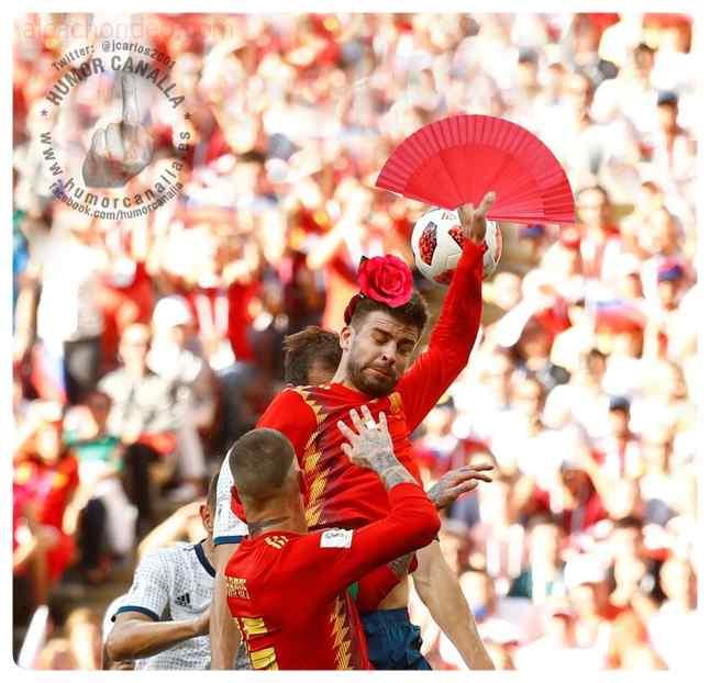 memes de españa 5 - Top 10 los mejores memes de la eliminación de España.