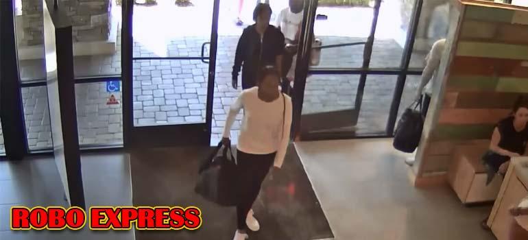 roban una tienda de ropa en solo 30 segundos
