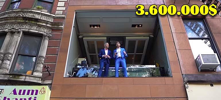 Apartamento de lujo en New York