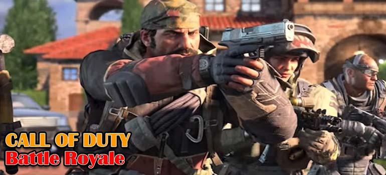 Blackout lo nuevo de Call of Duty
