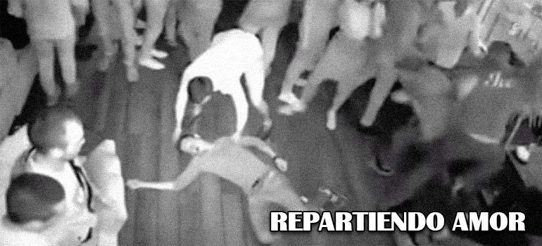 Se pelea en un bar y deja ko a 5 tíos