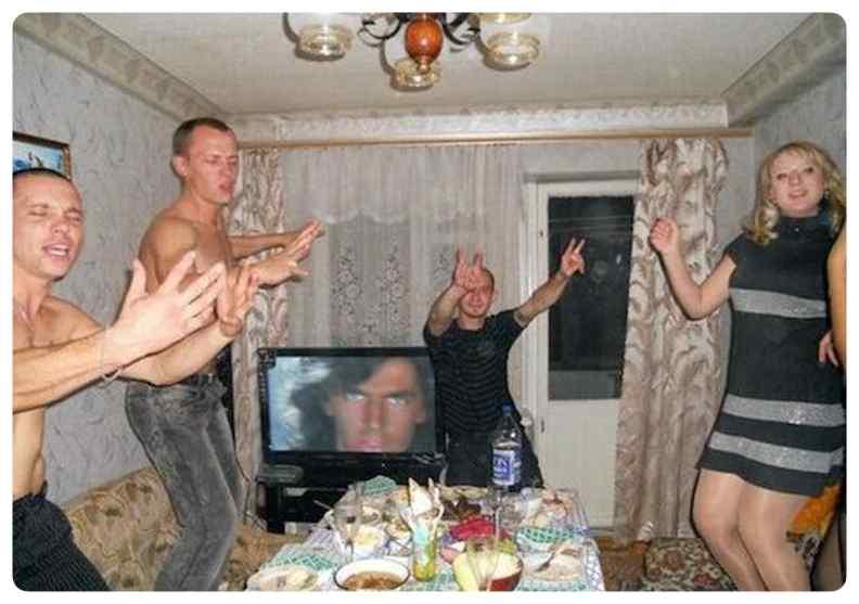 Fotos de humor de Rusos
