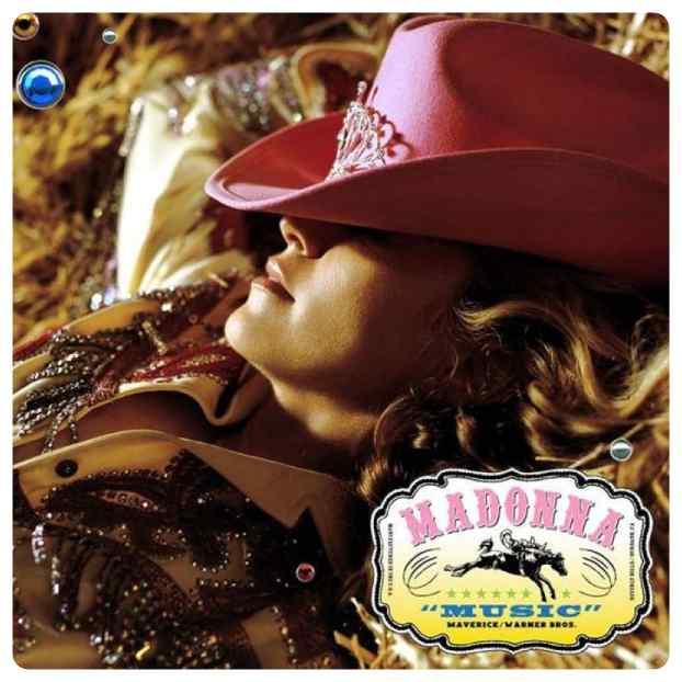 perro imita a madonna 20 - El perro que imita las portadas de Madonna.
