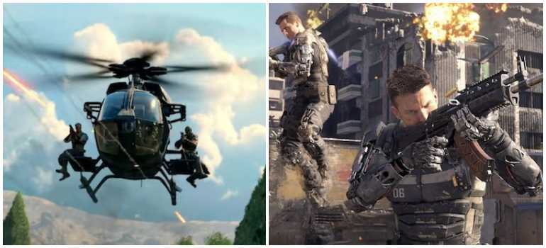 Call of Duty Blackout Battle Royale te va a encantar. 2