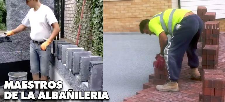 Construir un muro utilizando el efecto dominó. 4