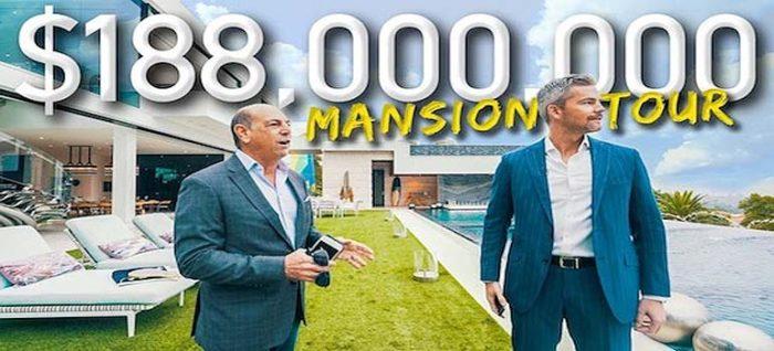 Vídeo de una espectacular mansión