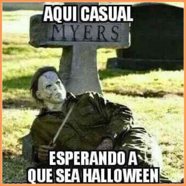memes halloween 08 - Llega Halloween y tienes que estar preparado con los mejores memes.