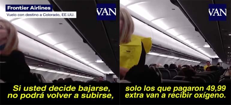 La divertida explicación del asistente de vuelo que se ha vuelto viral. 3