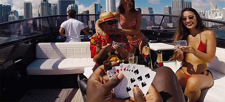 Un día cualquiera en Miami, por Nigel Sylvester. 2