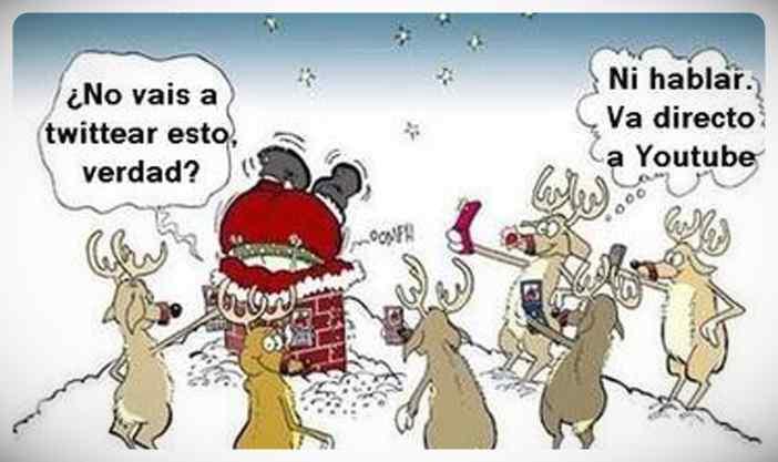 Felicitaciones y vídeos graciosos para felicitar la Navidad 6