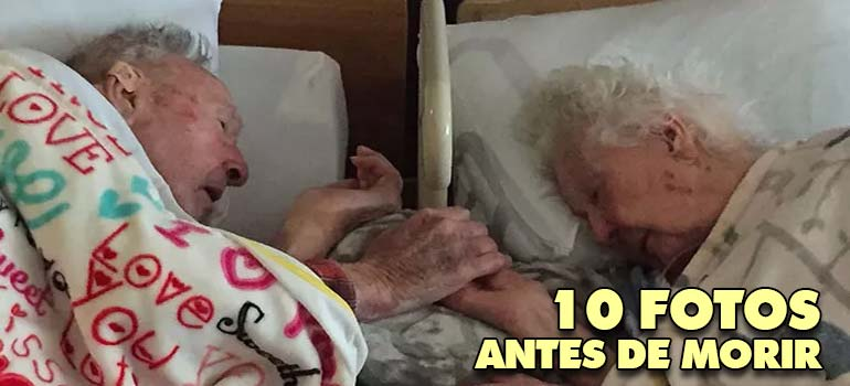 fotos antes de morir - Impresionantes 10 fotos tomadas antes de morir.